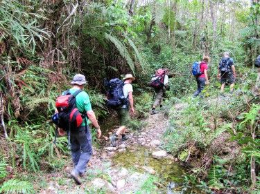 Hiking Ecolodge Itororó